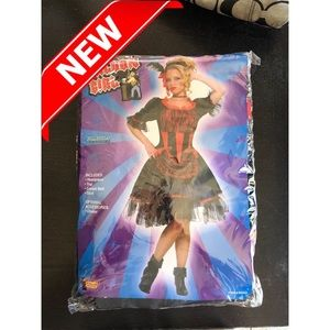 Other - Saloon girl costume